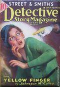Detective Story Magazine (1915-1949 Street & Smith) Pulp 1st Series Vol. 137 #6