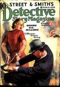Detective Story Magazine (1915-1949 Street & Smith) Pulp 1st Series Vol. 138 #1