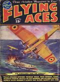Flying Aces (1928-1943 Magazine Publishers, Inc.) Pulp Vol. 27 #1