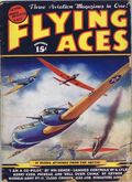 Flying Aces (1928-1943 Magazine Publishers, Inc.) Pulp Vol. 27 #4