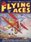 Flying Aces (1928-1943 Magazine Publishers, Inc.) Pulp Vol. 29 #4