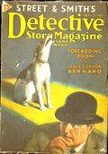 Detective Story Magazine (1915-1949 Street & Smith) Pulp 1st Series Vol. 130 #5