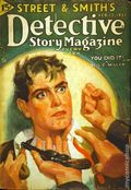 Detective Story Magazine (1915-1949 Street & Smith) Pulp 1st Series Vol. 133 #6