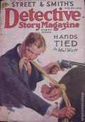 Detective Story Magazine (1915-1949 Street & Smith) Pulp 1st Series Vol. 134 #1
