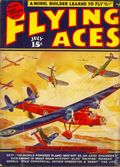 Flying Aces (1928-1943 Magazine Publishers, Inc.) Pulp Vol. 32 #4