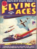 Flying Aces (1928-1943 Magazine Publishers, Inc.) Pulp Vol. 33 #4