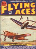 Flying Aces (1928-1943 Magazine Publishers, Inc.) Pulp Vol. 35 #4