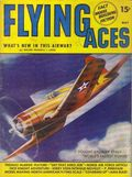 Flying Aces (1928-1943 Magazine Publishers, Inc.) Pulp Vol. 38 #2
