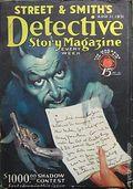 Detective Story Magazine (1915-1949 Street & Smith) Pulp 1st Series Vol. 126 #4