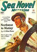 Sea Novel Magazine (1940-1941 Frank A. Munsey) Pulp Vol. 1 #1