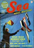 Sea Novel Magazine (1940-1941 Frank A. Munsey) Pulp Vol. 1 #2