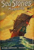 Sea Stories Magazine (1922-1927 Street & Smith) Pulp Jul 1922