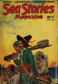 Sea Stories Magazine (1922-1927 Street & Smith) Pulp Sep 1922