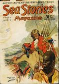Sea Stories Magazine (1922-1927 Street & Smith) Pulp Sep 5 1922