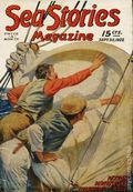 Sea Stories Magazine (1922-1927 Street & Smith) Pulp Sep 20 1922