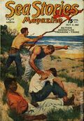 Sea Stories Magazine (1922-1927 Street & Smith) Pulp Oct 5 1922