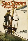Sea Stories Magazine (1922-1927 Street & Smith) Pulp Oct 20 1922