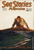 Sea Stories Magazine (1922-1927 Street & Smith) Pulp Nov 5 1922