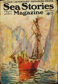 Sea Stories Magazine (1922-1927 Street & Smith) Pulp Jan 5 1923