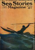 Sea Stories Magazine (1922-1927 Street & Smith) Pulp Jan 20 1923