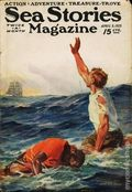 Sea Stories Magazine (1922-1927 Street & Smith) Pulp Apr 5 1923