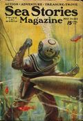 Sea Stories Magazine (1922-1927 Street & Smith) Pulp May 20 1923
