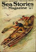 Sea Stories Magazine (1922-1927 Street & Smith) Pulp Jun 20 1923