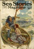 Sea Stories Magazine (1922-1927 Street & Smith) Pulp Aug 5 1923