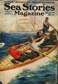Sea Stories Magazine (1922-1927 Street & Smith) Pulp Aug 20 1923