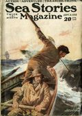 Sea Stories Magazine (1922-1927 Street & Smith) Pulp Sep 5 1923