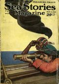 Sea Stories Magazine (1922-1927 Street & Smith) Pulp Oct 5 1923