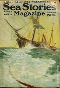 Sea Stories Magazine (1922-1927 Street & Smith) Pulp Oct 20 1923
