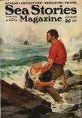 Sea Stories Magazine (1922-1927 Street & Smith) Pulp Nov 5 1923