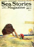 Sea Stories Magazine (1922-1927 Street & Smith) Pulp Nov 20 1923