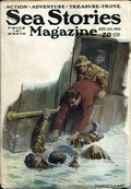 Sea Stories Magazine (1922-1927 Street & Smith) Pulp Dec 20 1923