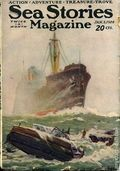 Sea Stories Magazine (1922-1927 Street & Smith) Pulp Jan 5 1924