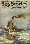 Sea Stories Magazine (1922-1927 Street & Smith) Pulp Jan 20 1924