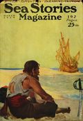 Sea Stories Magazine (1922-1927 Street & Smith) Pulp Mar 1924
