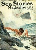 Sea Stories Magazine (1922-1927 Street & Smith) Pulp Jun 1924