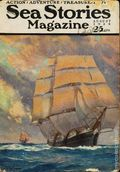 Sea Stories Magazine (1922-1927 Street & Smith) Pulp Aug 1924