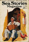 Sea Stories Magazine (1922-1927 Street & Smith) Pulp Oct 1924