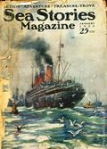 Sea Stories Magazine (1922-1927 Street & Smith) Pulp Jan 1925
