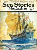 Sea Stories Magazine (1922-1927 Street & Smith) Pulp Feb 1925