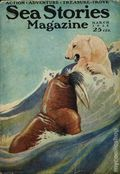 Sea Stories Magazine (1922-1927 Street & Smith) Pulp Mar 1925