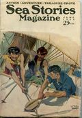 Sea Stories Magazine (1922-1927 Street & Smith) Pulp Jun 1925