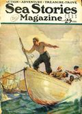 Sea Stories Magazine (1922-1927 Street & Smith) Pulp Jul 1925