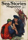 Sea Stories Magazine (1922-1927 Street & Smith) Pulp Aug 1925