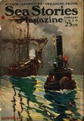 Sea Stories Magazine (1922-1927 Street & Smith) Pulp Feb 1926