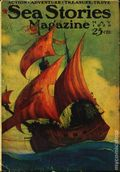 Sea Stories Magazine (1922-1927 Street & Smith) Pulp May 1926