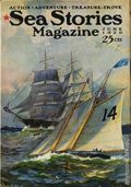 Sea Stories Magazine (1922-1927 Street & Smith) Pulp Jun 1926